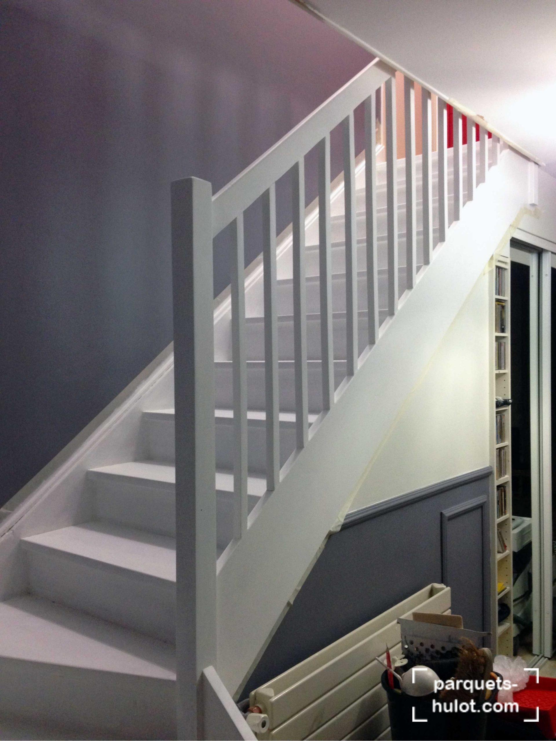 rénovation escalier Pontault Combault
