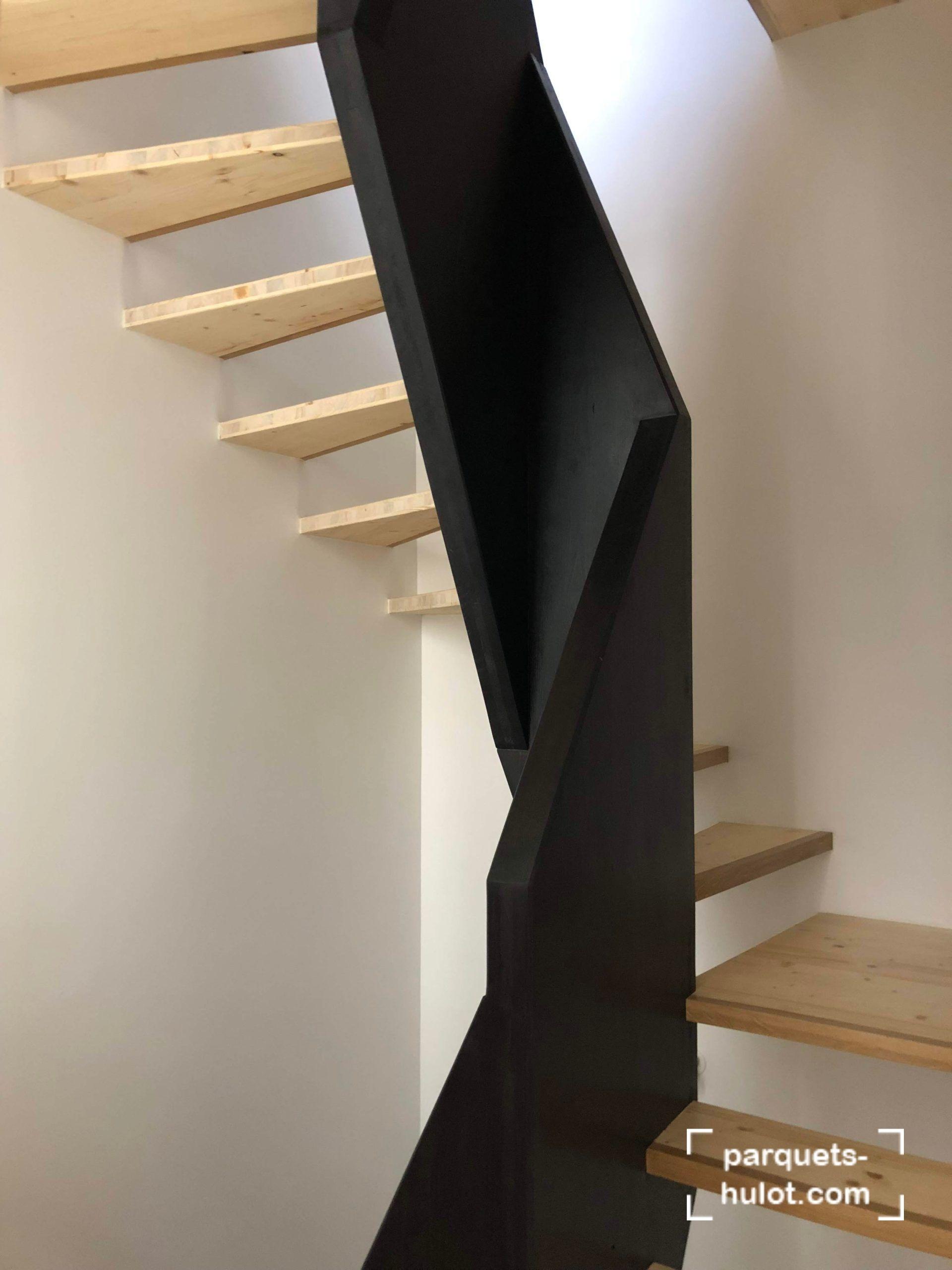 Rénovation escalier Paris