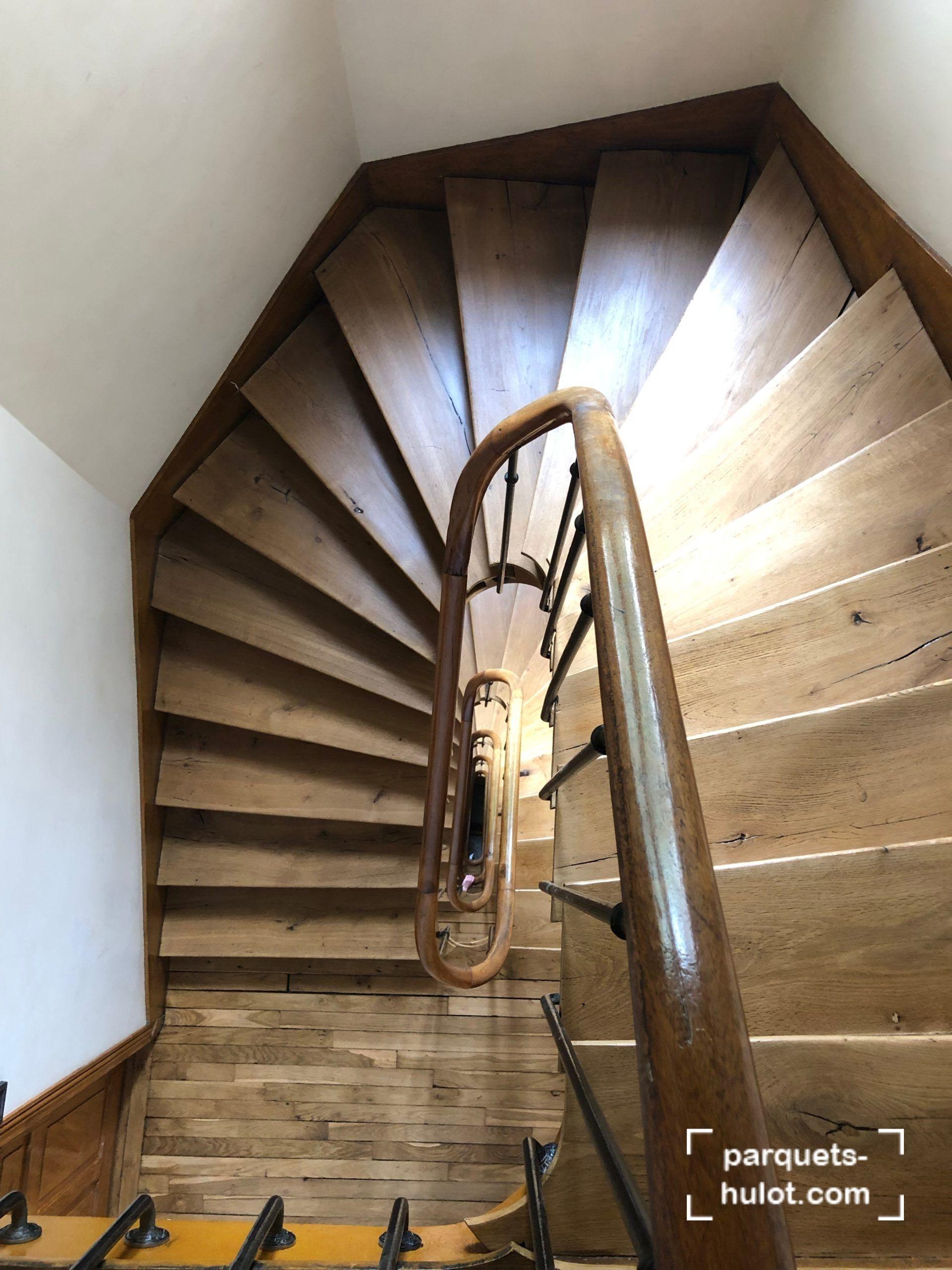 Rénovation escalier Nogent sur Marne