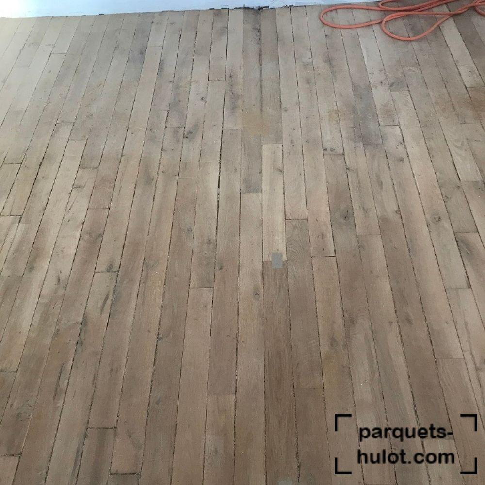rénovation parquet Asnières