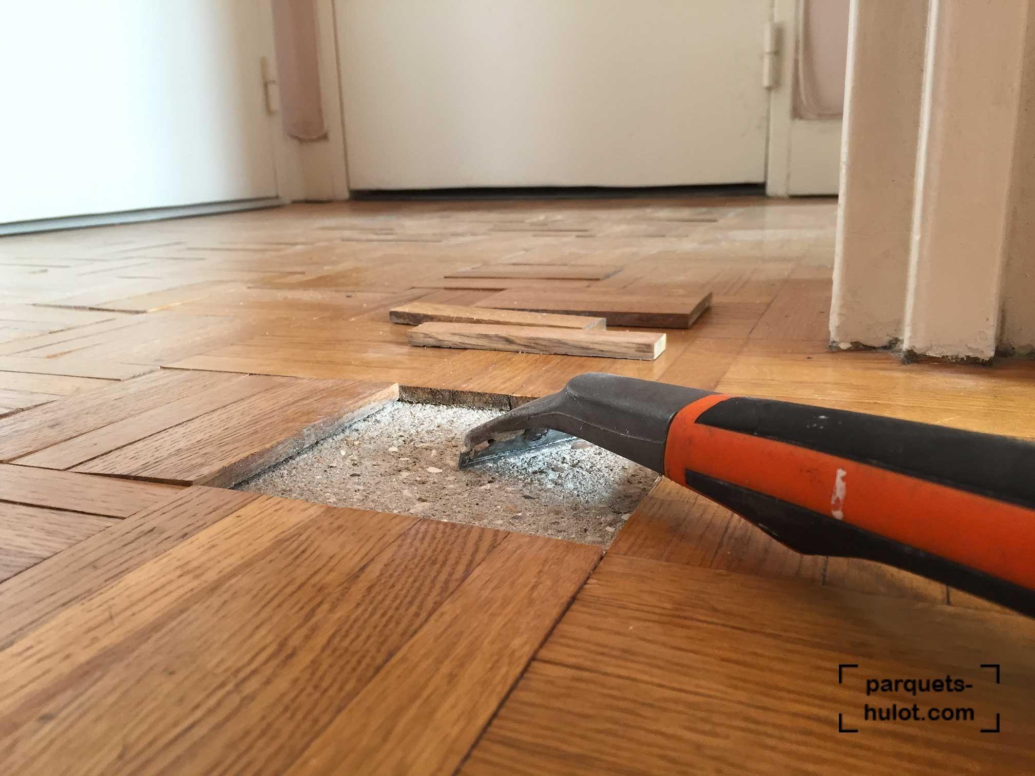 réparation et rénovation parquet mosaïque bondy